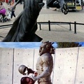 Rise of the Statues!