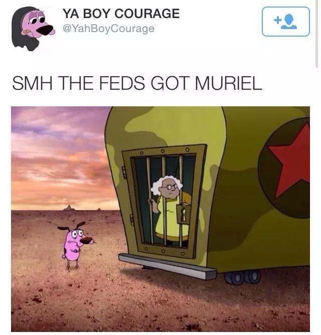 #freemuriel - meme