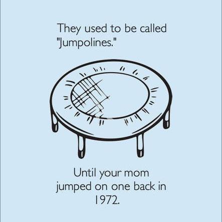 Trampoline - meme