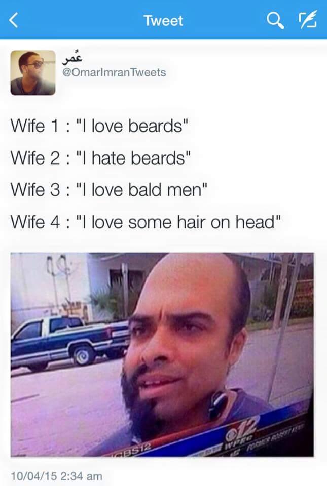 Nice haircut though lol - meme
