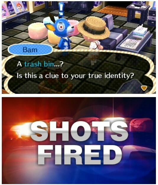 Favorite animal crossing game - meme