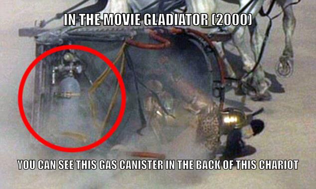 Movie blooper ! - meme