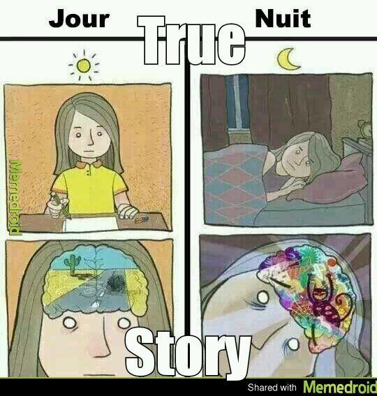 La vie... - meme