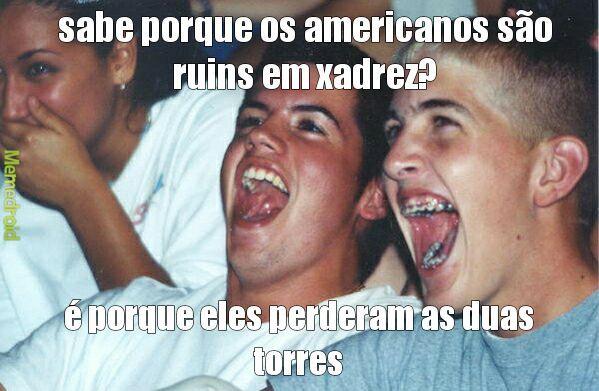 americanos... - meme