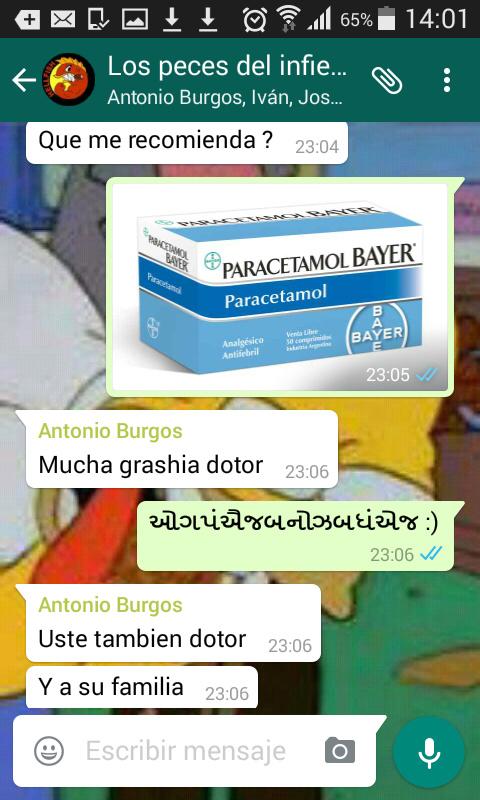 Cuando eres estudiante de medicina - meme
