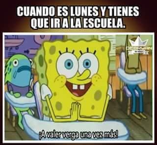 Lunes - meme
