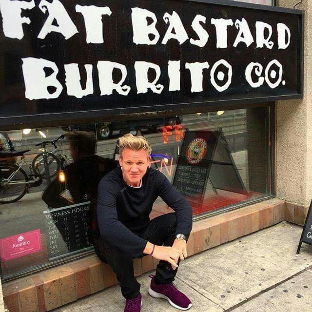 Fancy a burrito? - meme