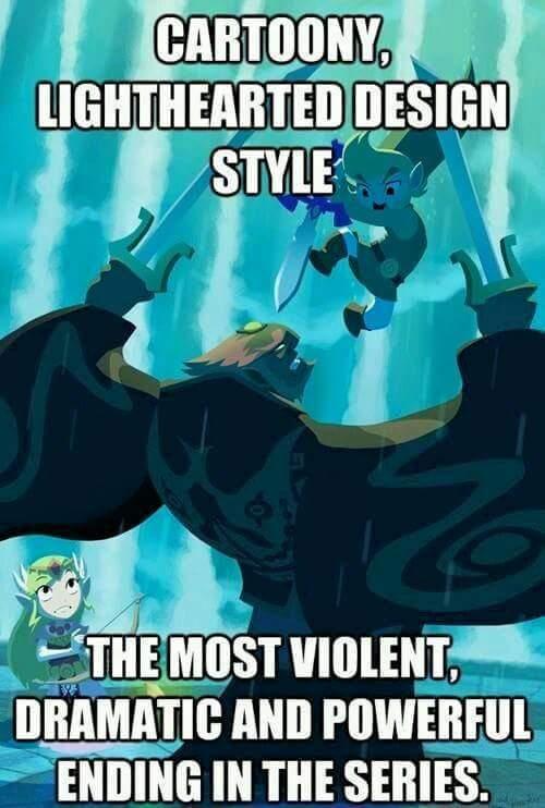 Favorite zelda game? - meme