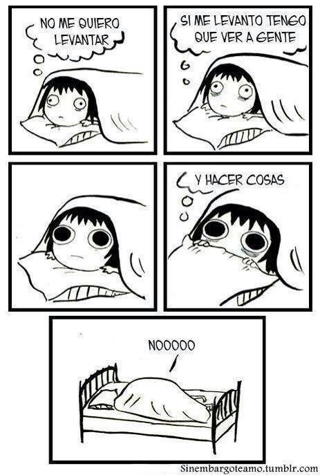 Todas las mañanas igual - meme