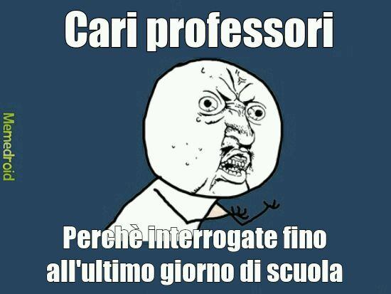 Prof style - meme