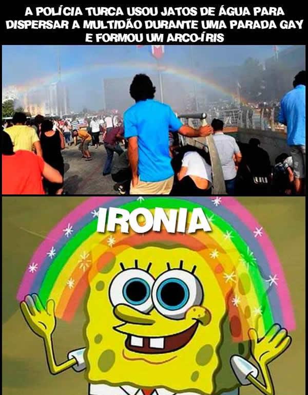 IRONIAAAA! - meme