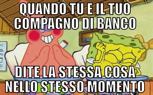 Sponge class - meme