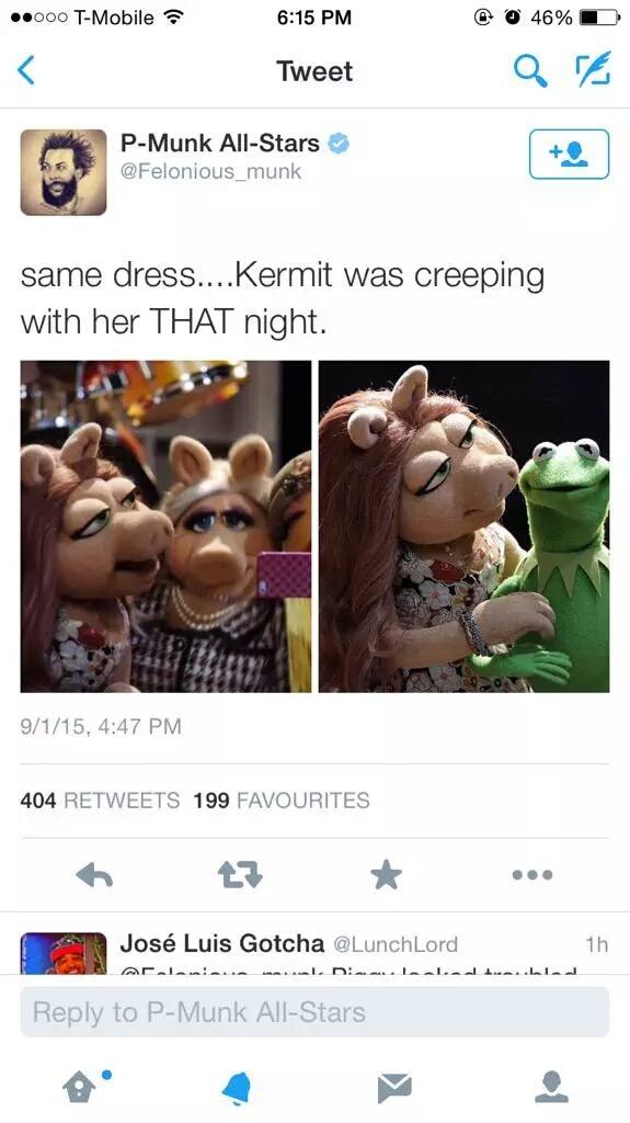 Kermit da pimp