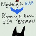 Rhyming is hard...