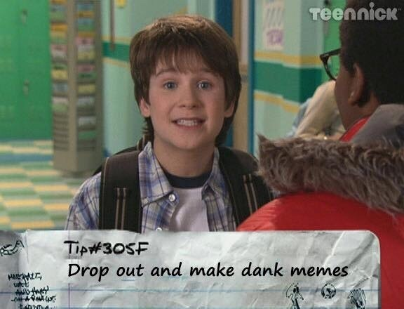 Ned's Declassified - meme