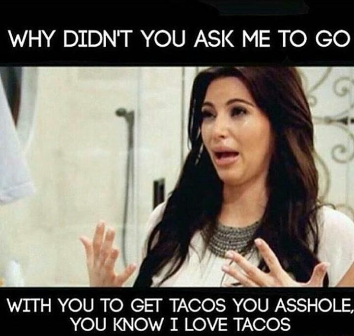 tacos problem - meme