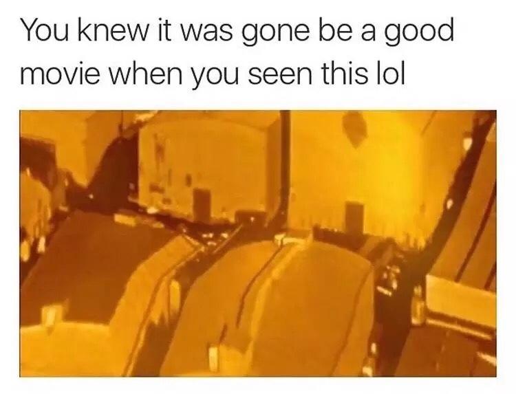 A Good Movie - meme
