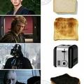 Anakin tostade