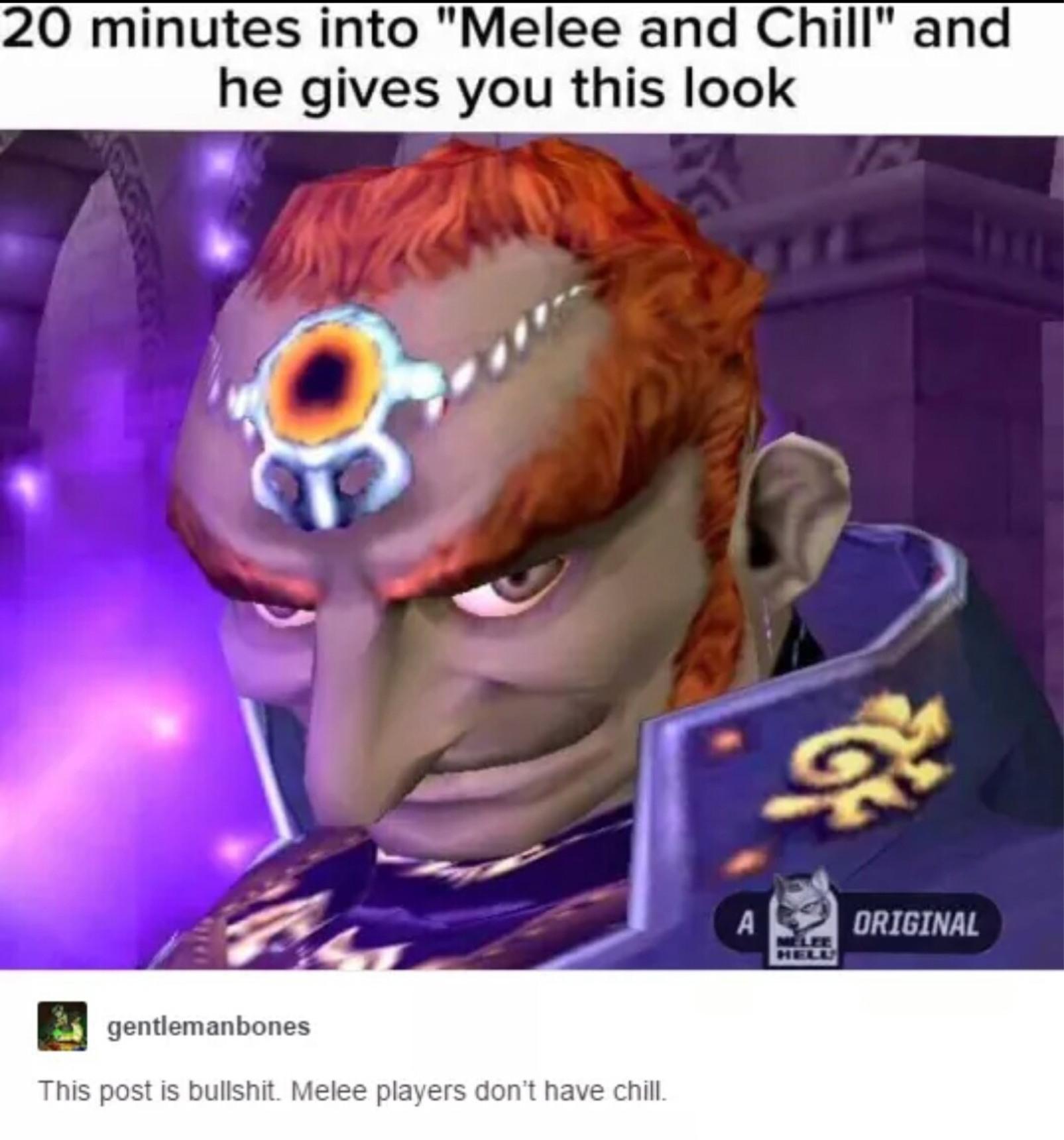 Fox main meta - meme
