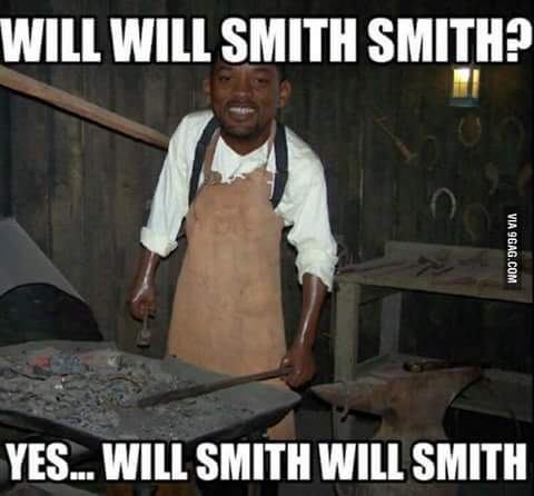 Will Smith Will Smith - meme
