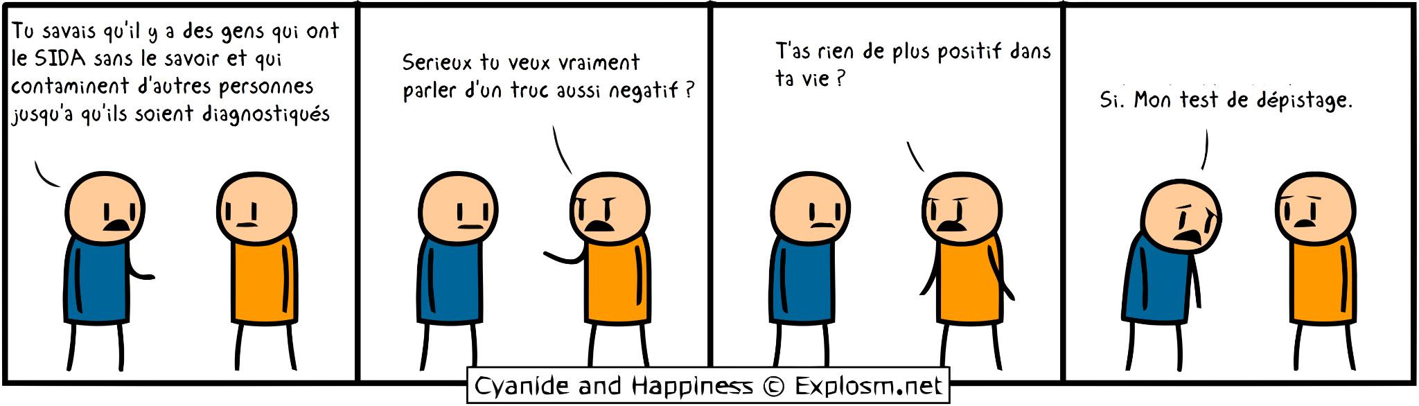 Cyanure et Bonheur #28 - meme