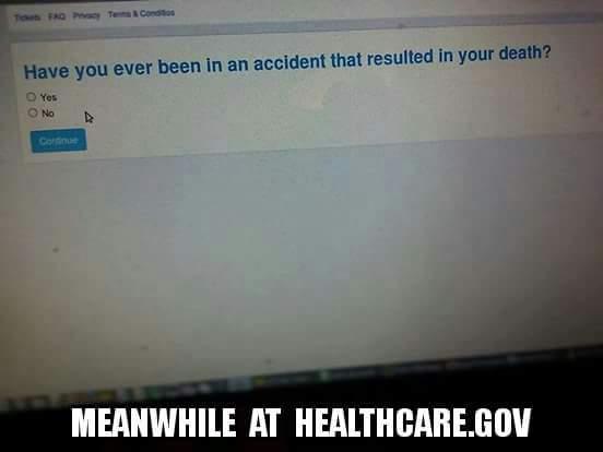 Obamacare Fails again! - meme