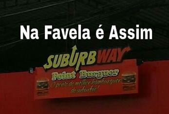 Favela - meme