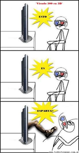 3D - meme