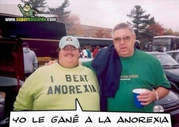 Anorexias - meme