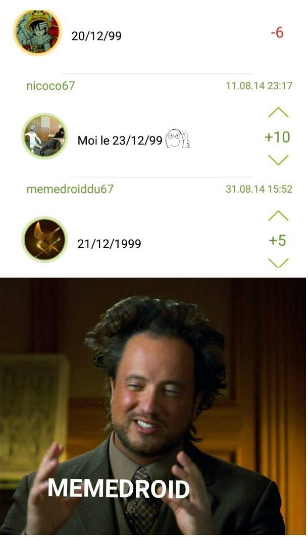 Juste memedroide