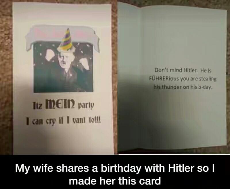 That's a nice card - meme