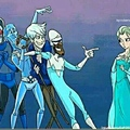 Frozono?!...haha, or in their dreams... :D frozennn