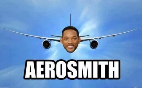Aerosmith - meme