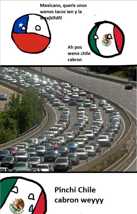 Saludos para Mexico xD - meme