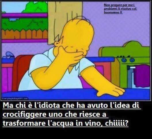 Homer depresso. - meme