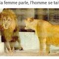 Domination féminine !