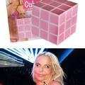 Cubo de rubik para rubias