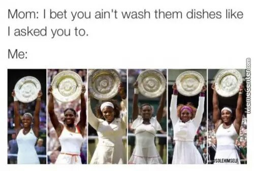dishes - meme