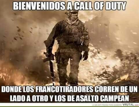 Call of Duty..... - meme