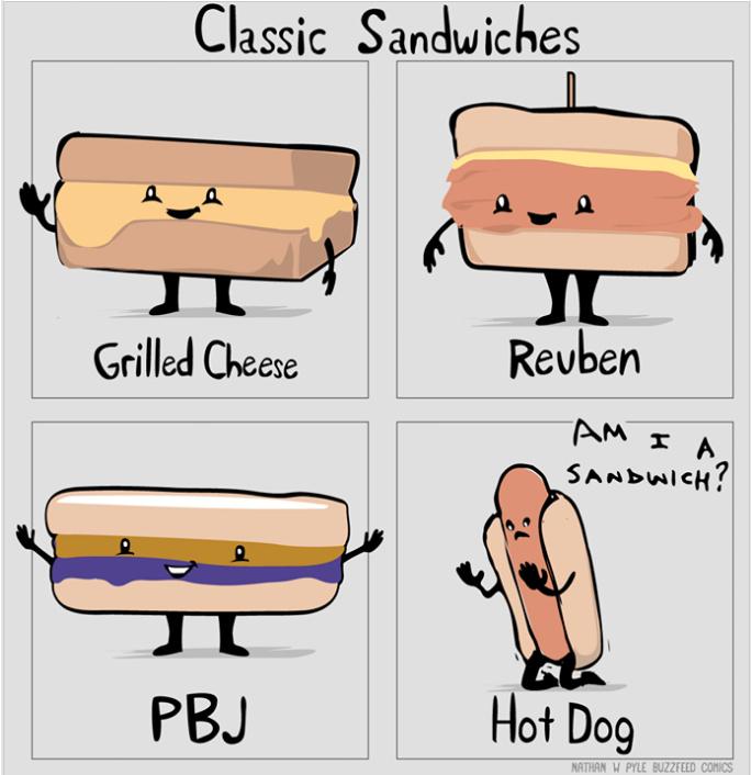 Favorite sandwich? - meme