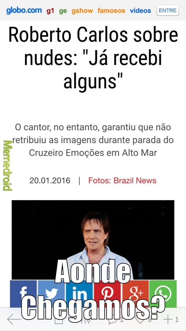 Roberto Safadão - meme