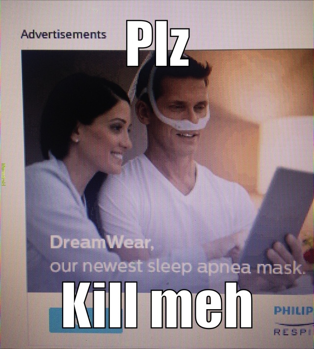photo was taken on laptop. sorry not sorry - meme