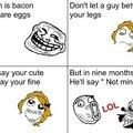 Bacon is bacon