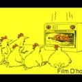 C'est un film d'horreur le poulet cuit!!!!!
