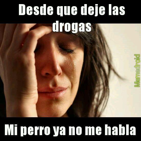 Drog... - meme