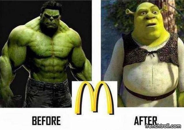 Mcdo, Quick ou KFC ? - meme