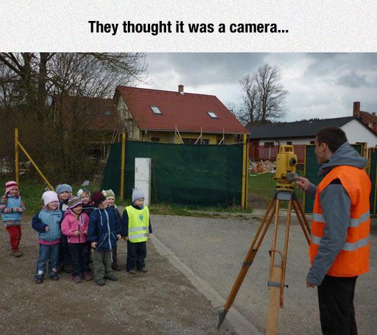 It's not a camera - meme