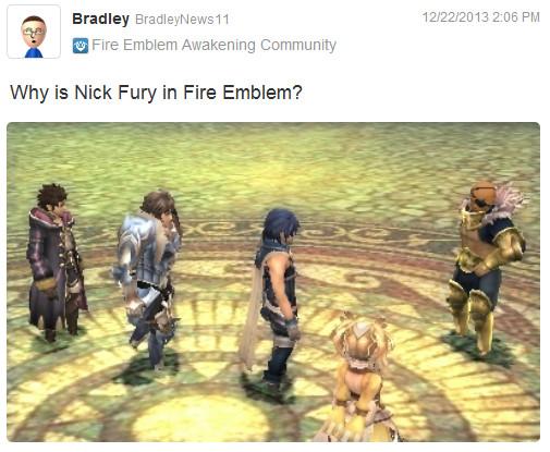 Fire emblem, assemble...? - meme
