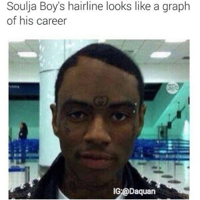 Soulja Boy tell 'em! - meme