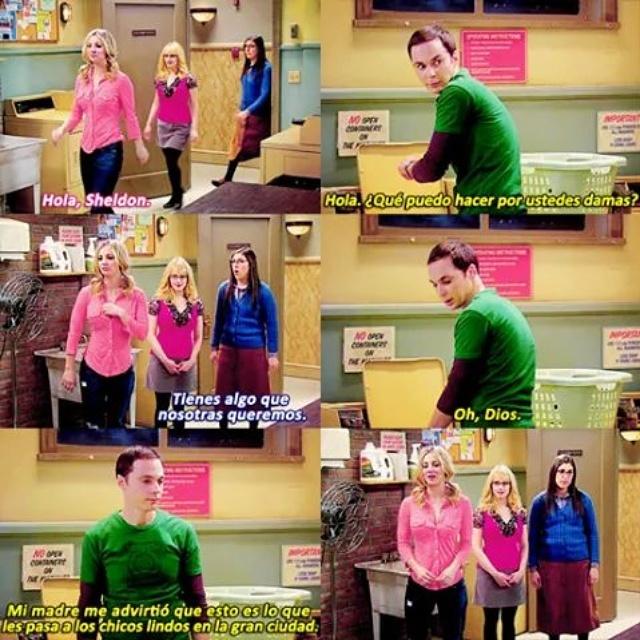 Sheldon - meme